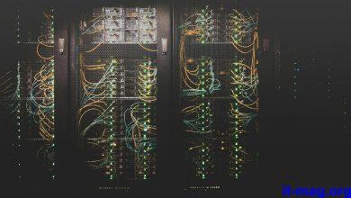 تصویر از شناخت شبکه – network