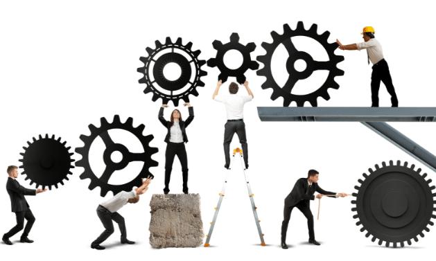مبانی کار تیمی (Teamwork)