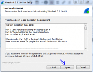 راهنمای دوم نصب Wireshark