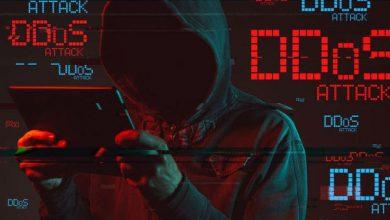 آموزش حمله DDOS