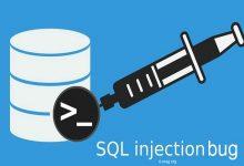 تشخیص باگ SQL