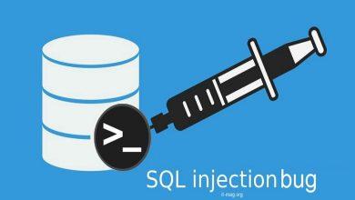 تصویر از تشخیص باگ SQL