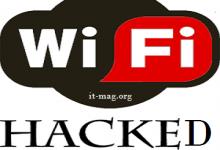 هک وای فای از طریق ویندوز