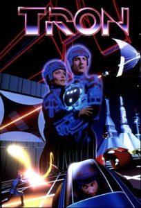 تصوری از فیلم Tron