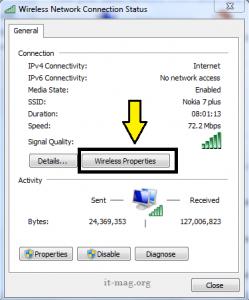 تنظیم WPA در وای فای 3