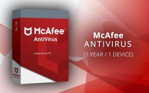آنتی ویروس MacAfee