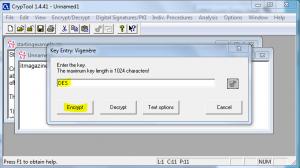 آموزش نرم افزار cryp tool