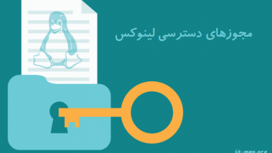 مجوزهای دسترسی لینوکس