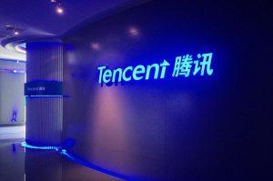 شرکت tencent