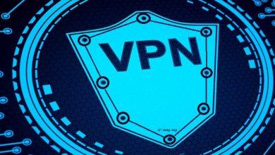 تصویر از تفاوت انواع vpn