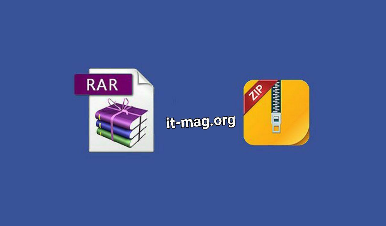 آموزش شکستن پسورد فایل rar و zip