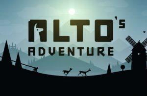 بازی برای گوشی ضعیف - Alto's Adventure