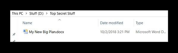 آموزش رمز گذاشتن روی پوشه در ویندوز