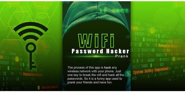 برنامه هک وای فای wifi password hacker
