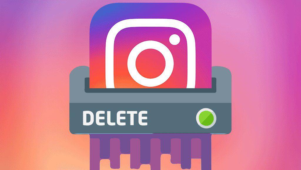 آموزش حذف اکانت اینستاگرام + آموزش قدم به قدم تصویری