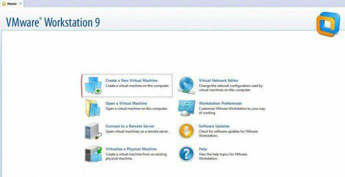 مراحل نصب VM