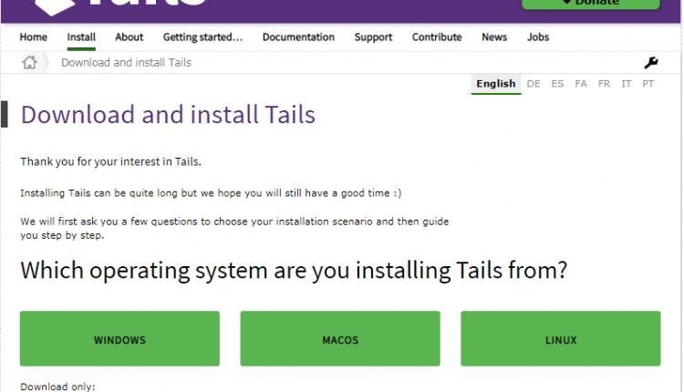 دانلود سیستم عامل تایلز