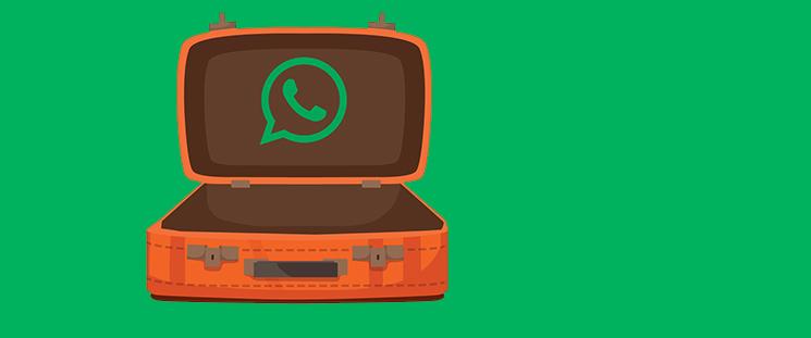 آموزش بکاپ گرفتن از واتساپ و انتقال آن به گوشی جدید